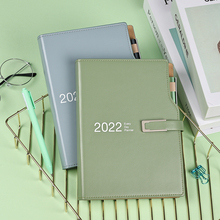 Agenda 2022 Planner Stationery Organizer A6 A5 Notebook and Journal with Pen Weekly Diary Notepad School Sketchbook Note Book