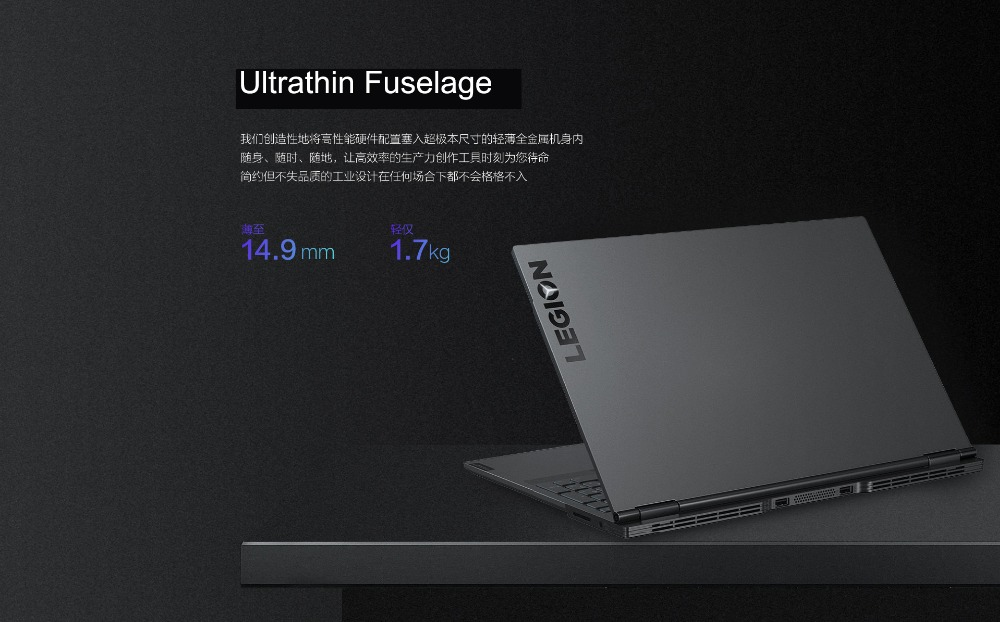 Top Laptop Lenovo Legion Y9000X With i9 Standard Pressure CPU 32GB Ram for Senior Business Professional Designer 15.6 Inch 4K