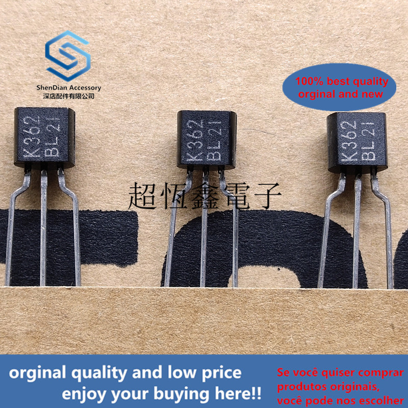 5pcs 100% Orginal New Best Qualtiy 2SK362-BL K362BL K362 BL  Real Photo