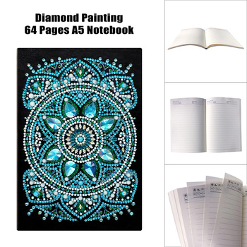 Diamond Mosaic Embroidery Accessories Special Shaped Craft Embroidery Mandala A5 60 pages Drop