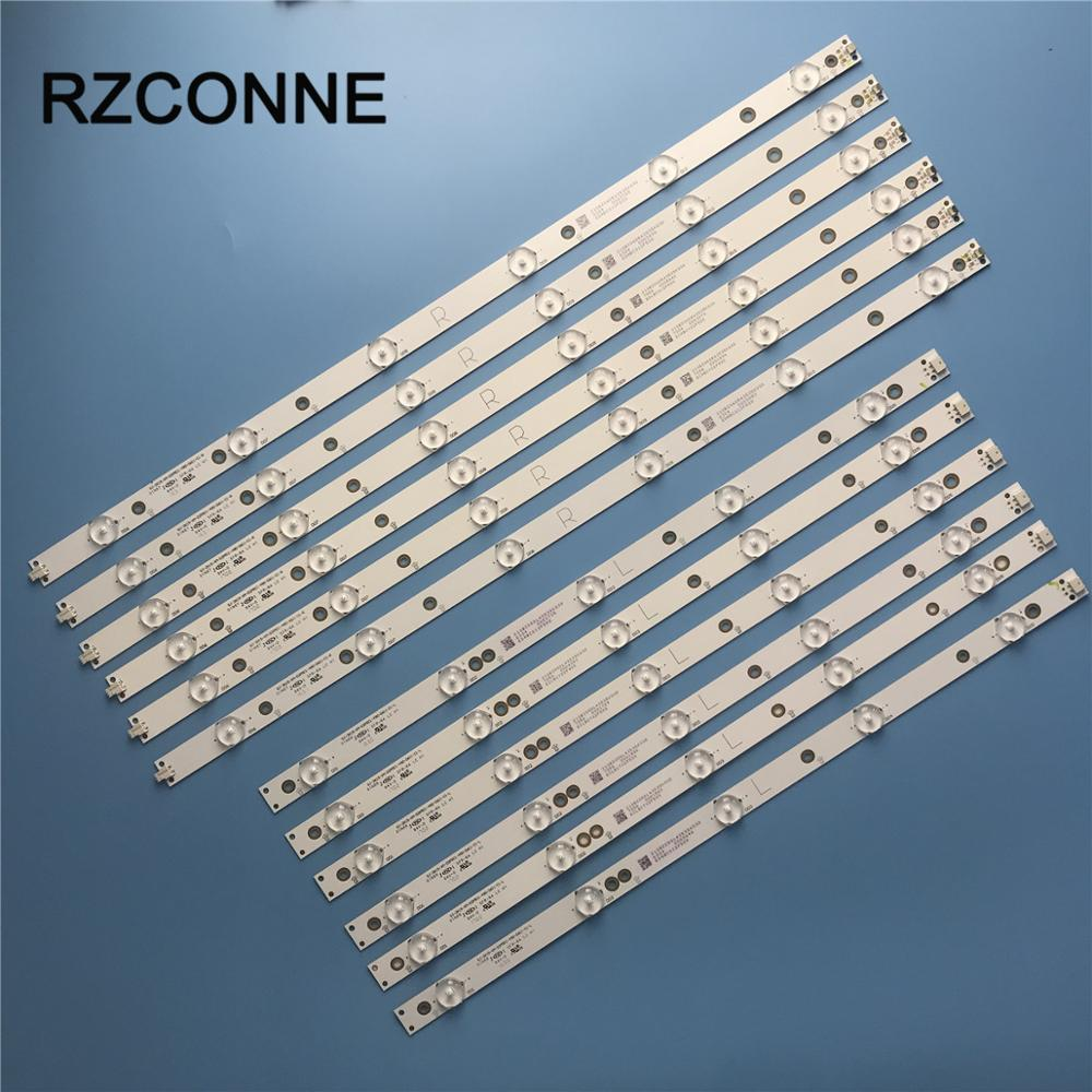 LED Backlight Strip GJ-2K15-XM-D2P5C1-490-D611-C1 For Philips 49PUF6701/T3 49PUH4900/88 TPT490U2-EQYSH LBM490E0501 LBM490E0602