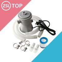 220V Elektrische Zwembad Filter Pomp Voor Zwembaden Cleaning Tool Filter Set Voor Zwembad Circulatie Filter Pomp Water pomp