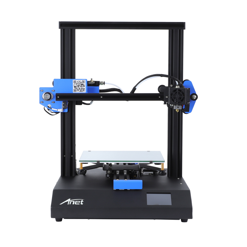 ANET ET4 and ET4 X 3D Printer with Filament Detection/Offline Printing and Color Touch Screen 1