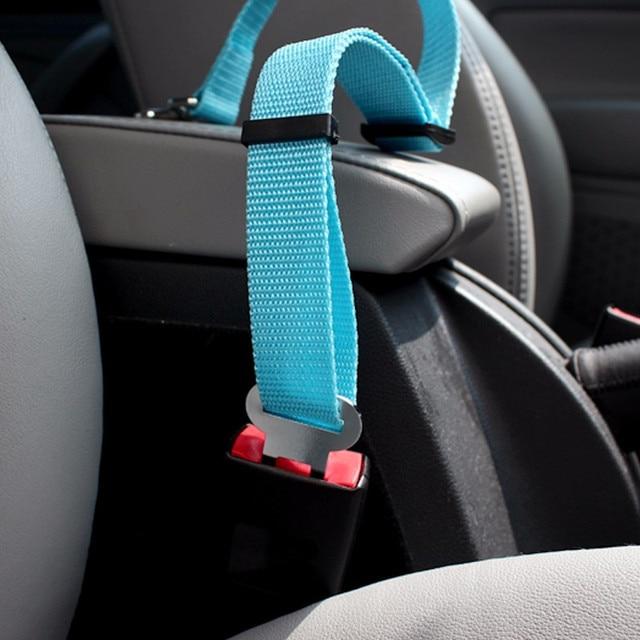 Adjustable Dog Safety Seatbelt For Harness 5