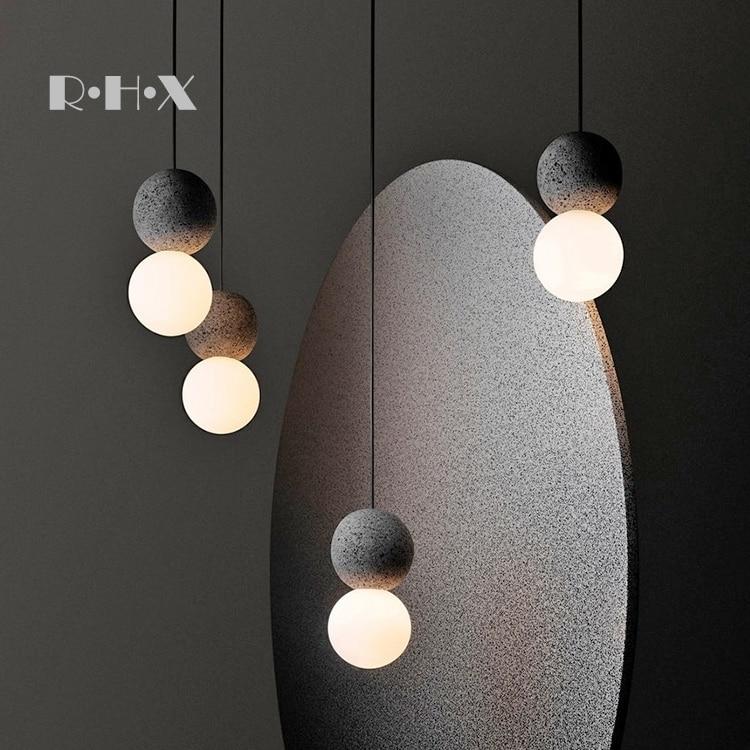 Lampen Industrieel Iron  Bedroom Luminaire