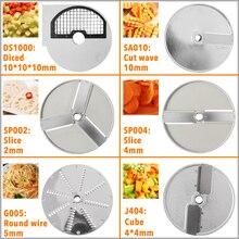 XEOLEO машина для овощей часть коммерческая машина для нарезки кубиков картофеля/томатной ломтерезки часть измельчитель сыра часть измельчитель овощей