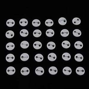 Image 5 - 2000 個ピンバッジボタン 25 ミリメートルdiy blankピンバッジボタン部品消耗品proのボタンメーカー