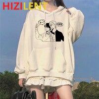 Bananafish anime frauen Gedruckt hoodies für teen mädchen japanischen stil Unisex Manga yaoi ästhetische Mode Casual trend kleidung