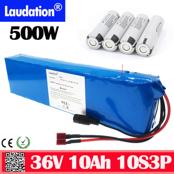 For Panasonic Li-ion Battery Pack 36V 10Ah Electric Bicycle Scooter Battery Pack 500W high power&capacity 10S3P 18650 batterie