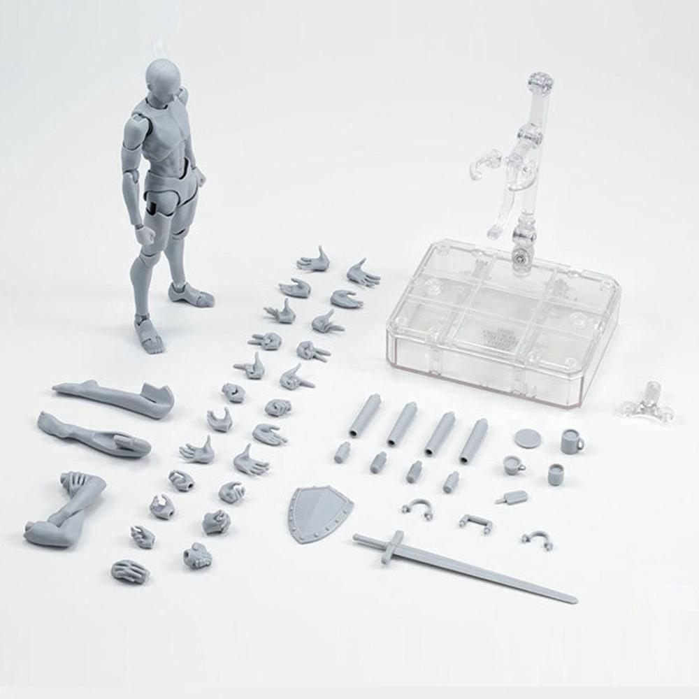 Model-Toys Mannequin-Kits Drawing Figures Body-Dolls Ferrite-Figma Movable Anime Archetype