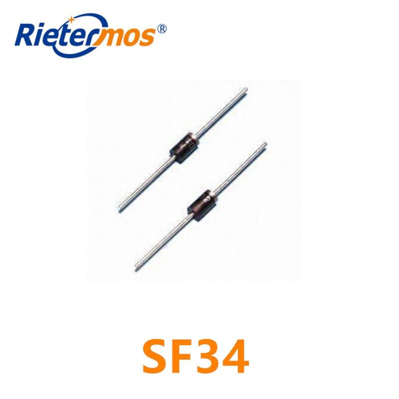 20PCS SF34 DO-27 DIP HIGH QUALITY