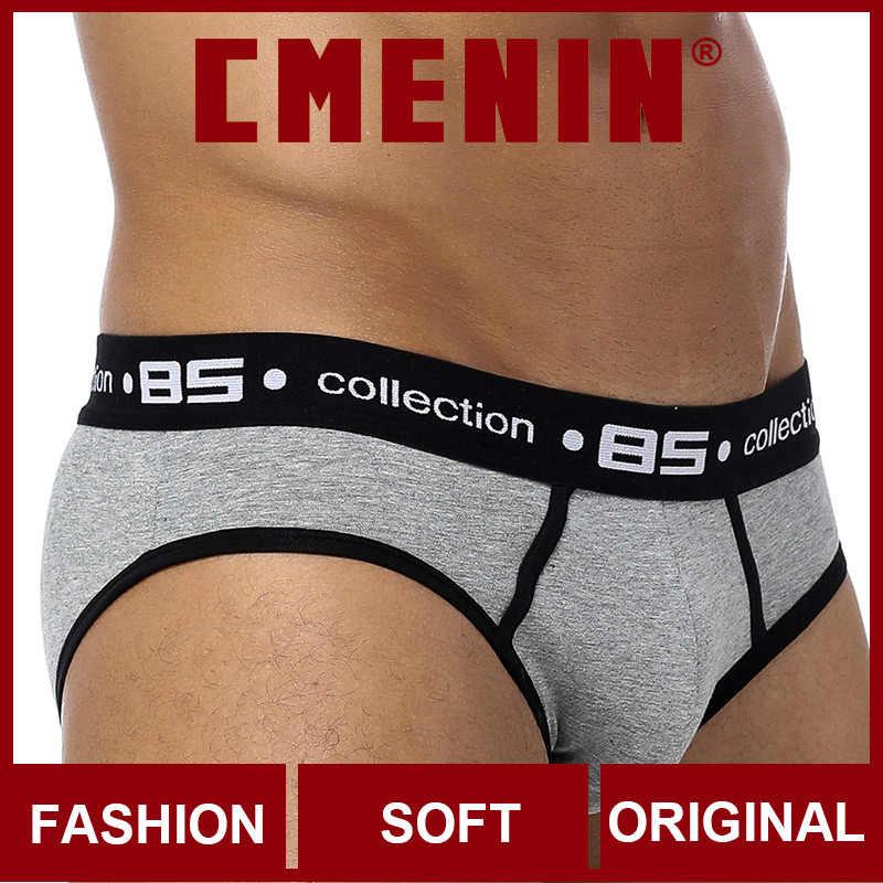 New Brand Cotton Breathable Mens Briefs Underwear Shorts BS Camouflage Men's Underwear Sexy Gay Men Underwear Bikini Men Briefs