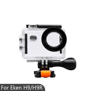 Image 1 - 30 M Onderwater Waterproof Case Eken H9 H9R Case Behuizing Cover