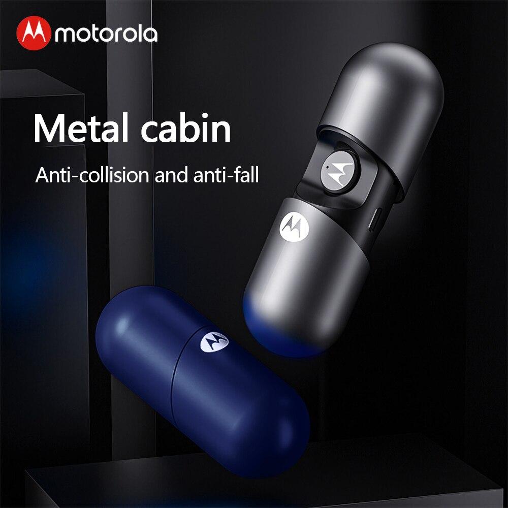 Motorola VerveBuds 400 Wireless Bluetooth Earphone Mini Sports Headphones Headset IPX6 Waterproof for motorola VerveBuds400 5