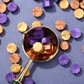 Umschlag Postkarte Wachs Dichtung Stempel Pille Vintage Achteckigen Abdichtung Wachs Perlen Hochzeit Wachs Dichtung Alte Abdichtung Wachs 100 stücke