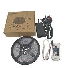 Complete set 12V 2811 led strip 2811LED RGB Remote Controller  Pixels Programmable Individual Addressable LED Strip light