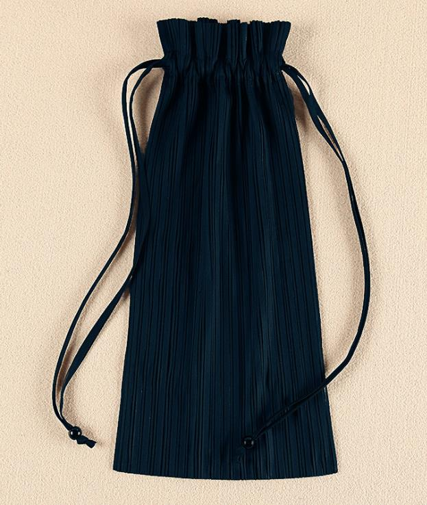 Miyake New Pleated Pouch Female Storage Bag