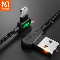 MCDODO 2.4A rápido de carga de Cable USB de 1,8 m Cable para iPhone 12 11 Pro Max Xs Xr 8X8 7 6s 6 Plus 5s iPad aire mini cargador de teléfono Cable de datos
