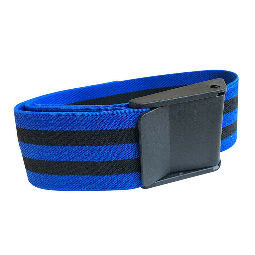 1 Pair Legs Thick Occlusion Band Elastic Wide Fitness Blood Flow Restriction Exercise Weightlifting Arm Strap Muscles Training