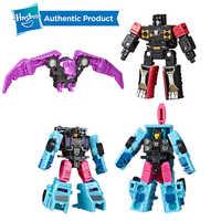 Hasbro Transformers Spielzeug Generationen Krieg für Cybertron Siege Micromaster WFC-S47 Ratbat Rumble SCHLACHT SQUAD WFC-S46 Spy Patrol