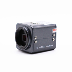 Miniature Color/Black and White Industrial Camera CCD Vision Lens Secondary Mechanical Image Camera