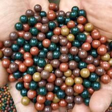 1000/500pcs 8-9MM Slingshot Ammo Slingshot Beads Bearing Mud