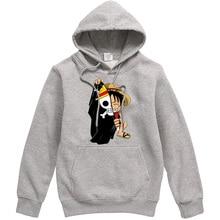 One Piece Sweatshirt