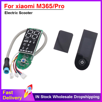 Upgrade new M365 Pro Dashboard for Xiaomi M365 Scooter W/ Screen Cover BT Circuit Board for mijia M365 Pro Scooter Accessories