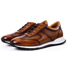 Trainers For Man 2020 Brand Sneakers Genuine Leather Casual Shoes