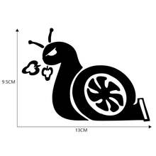 3d Автомобильные наклейки dub drift race car styling turbo snail