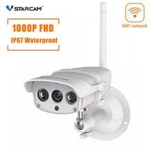 VStarcam C16S WiFi IP המצלמה חיצוני 1080 P אבטחת מצלמה עמיד למים IR ראיית לילה נייד וידאו מעקבים טלוויזיה במעגל סגור מצלמה