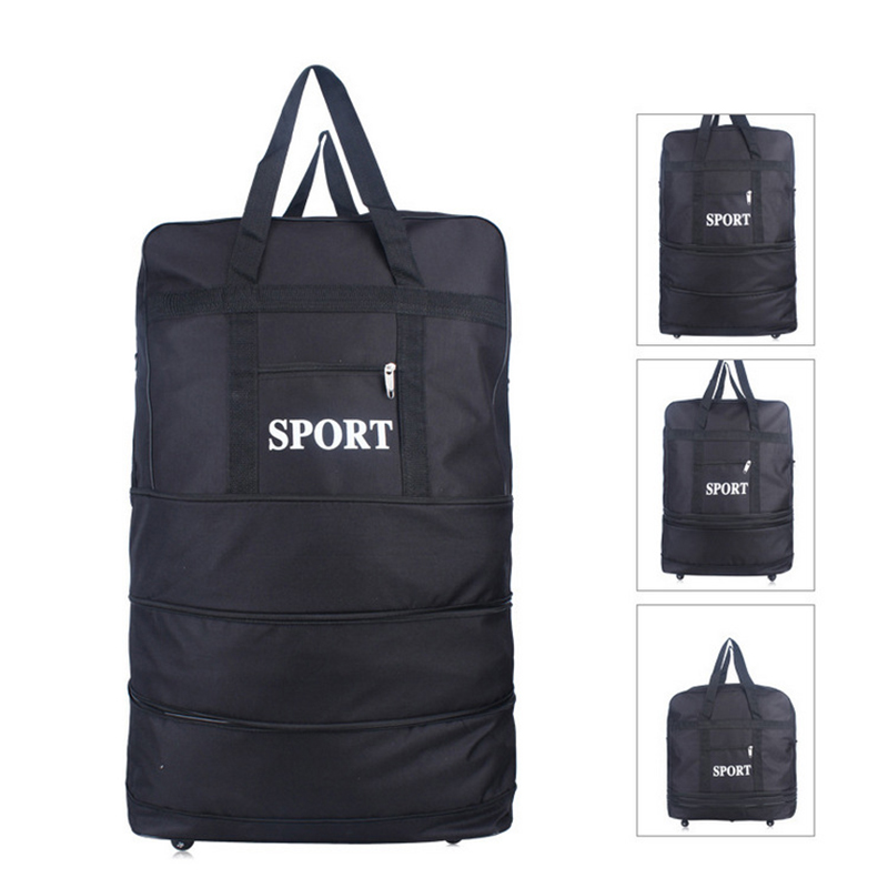 New 2020 Travel Suitcases With Wheels Free Shipping Travel Bag Large Capacity Suitcase On Wheels Carry-on Suitcase Luggage Bag