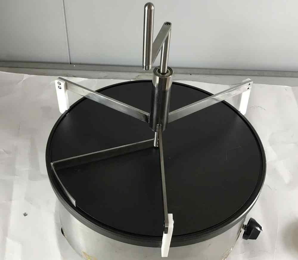 Бесплатная доставка из нержавеющей стали 40 см креп для изготовления блинов тестомеситель Палка домашнего DIY кухонные инструменты; тесто для пирожных Рассекатель