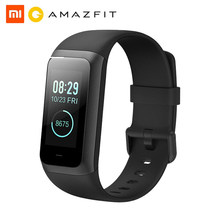 "Huami Amazfit Smart Band Cor 2 Sport 1.23 ""Ips Scherm Hartslagmeter Bluetooth Android Ios Smart Polsband(China)"