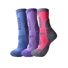 Outdoor Athletic Wear Winter Socks Thick Towel Bottom Snowboard Socks Protect ankle Hiking Walking Thermal Sports Skiing Socks men outdoor sportswear winter socks thick towel bottom skiing socks protect ankle hiking walking athletic keep warm sports socks