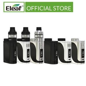 Image 1 - מקורי Eleaf iStick פיקו 25 Mod/iStick פיקו ערכת עם ELLO מרסס פלט 80W חלשות 2ml HW1/HW2 סלילי אלקטרוני סיגריה