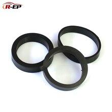 R-EP переходник для 76 мм 3 Дюйма Конический воздушный фильтр 77 мм до 70 мм 65 мм 60 мм Универсальное резиновое редукционное кольцо 3 дюйма до 2,75 дюйма 2,5 дюйма