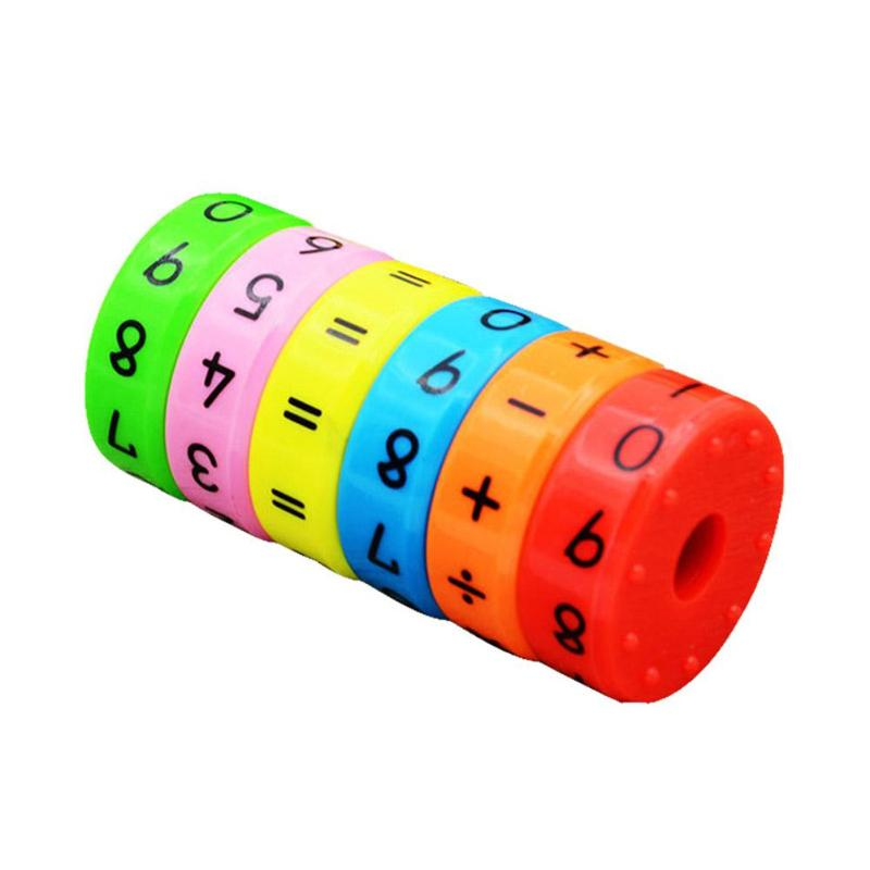 Magnet Counting Intelligence Game Mathematics Magic Axis Originality Learning Device Child Kids Baby Gift Education Toy