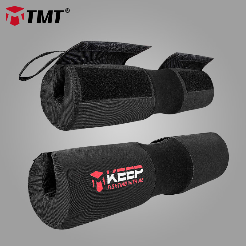 TMT Extra Thick Weight Lifting Barbell Pad Squats Neck Pad Foam Sponge Pad Shoulder Support For Crossfit Powerlifting Hip Thrust
