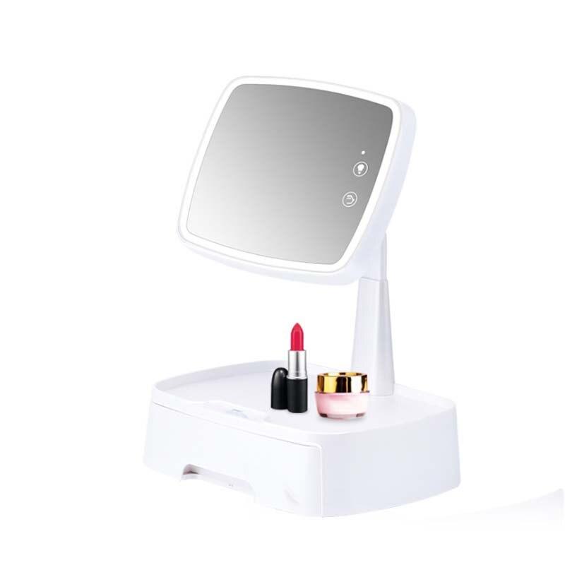 Sensor inteligente led espelho com caixa de