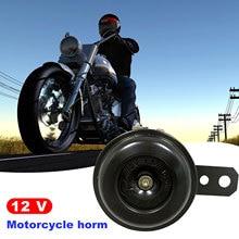 Speakers Electric-Horn-Kit Scooter Motorcycle-Horn 12V Bike Waterproof 105db Round Universal