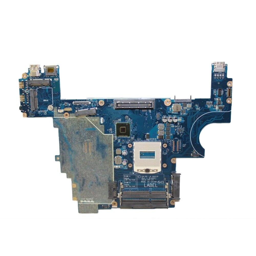 """Dell Latitude E6440 14/"""" Laptop LA-9931P Motherboard 0X8DN1 VAL90"""