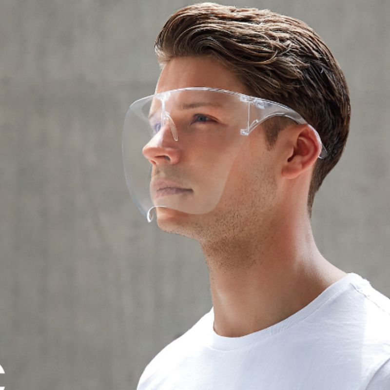 Transparent Goggles Anti-spray Face Shield 2