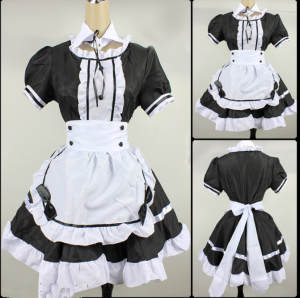 SCosplay Costume Maid...