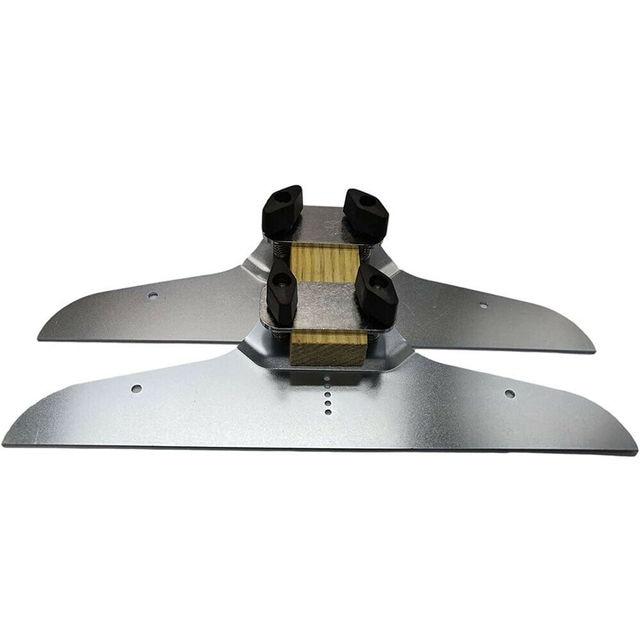 Conjunto de modelos de piso de escada, modelo de substituição passos risers braçadeira placas ferramenta de mão