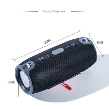 Wireless Bluetooth Super bass Speaker Waterproof Portable Outdoor Mini Column Loudspeaker sport hifi boombox stereo fm subwoofer 5