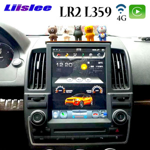 Image 3 - Für Land Rover Freelander 2 LR2 L359 2005 ~ 2014 Liislee Auto Multimedia Player CarPlay NAVI 10,4 zoll Auto Radio DSP GPS Navigation