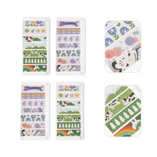 560pcs Mini Schedule Stickers Memo Stickers Practical Stickers for Office School