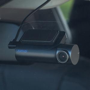 Image 5 - 70mai akıllı çizgi kam Mini uluslararası araba dvrı 70mai Mini 1600HD araba kamera APP sürüş kaydedici 140 FOV g sensor gece görüş