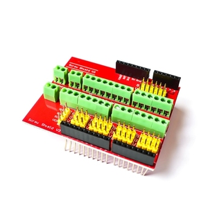 Screw Shield V1 Terminal Expansion Board for UNO R3 Interactive Media Moudle for Arduino